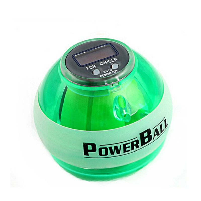 LED Light With A Counter Powerball Multifunction Forceball Self-generating Powerball Exercise Arm Strength Forceball