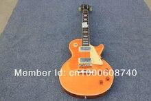 Großhandel maßgeschneiderte DIY gitarre farbe lp modell von EMS freies verschiffen