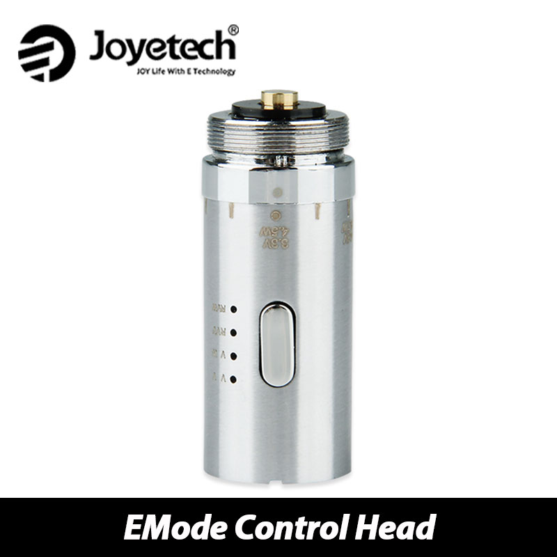 Original Joyetech eMode Control Head VV VW RVV RVW Modes eMode Control Head Electronic Cigarette Accessory