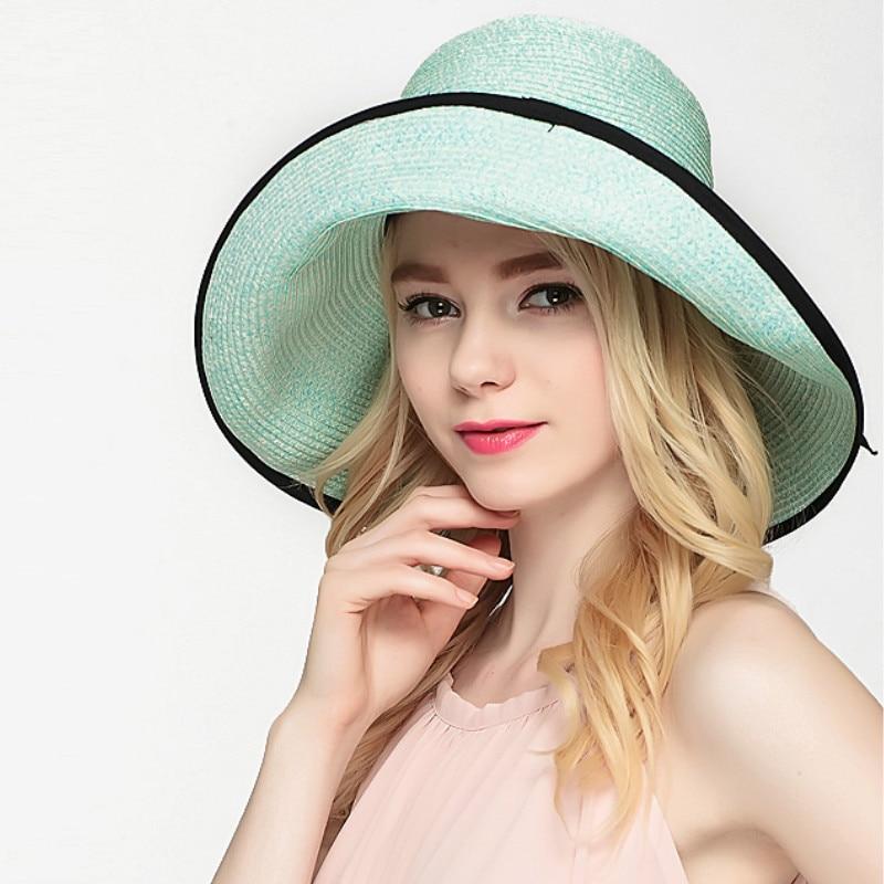 New Arrival Módní sluneční klobouky Dámské prázdniny Summer - Příslušenství pro oděvy