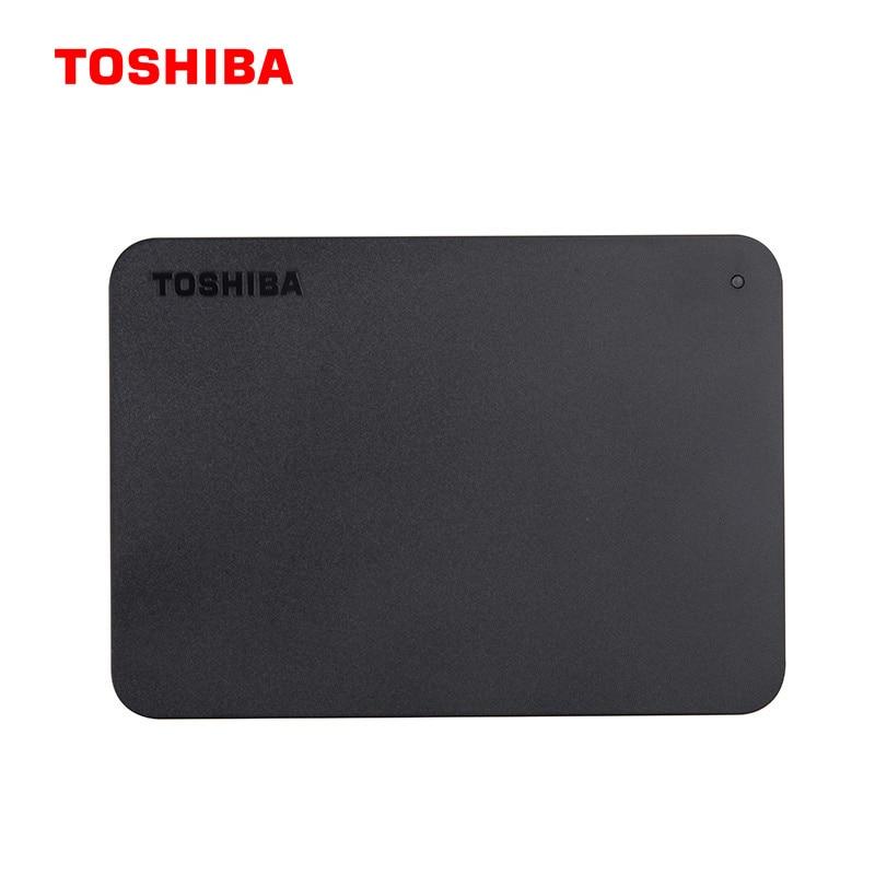 "TOSHIBA External Hard Drive 1TB 2TB HDD 2.5"" USB 3.0 Portable Hard Drive External Storage 1tb Hard Disk HD For Computer Laptop"