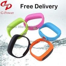 Smart bracelet pedometer intelligent motion analysis reminder running sleep health monitoring Bluetooth bracelet