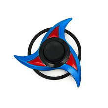 Naruto Colorful Metal Fidget Spinner