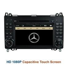 Original UI Car DVD Radio Player GPS for Mercedes/Benz A B Class W169 W245 Viano Vito W639 Sprinter W906 W209 W311 W315 W318
