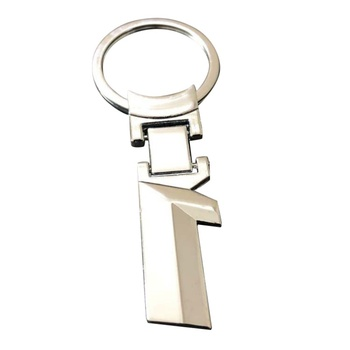 2019 Car Logo Key Ring Fashion Metal Keyring Keychain Car Styling For Bmw Auto M 1 3 5 X X1 X3 E3 E5 Z4 Key Chain image