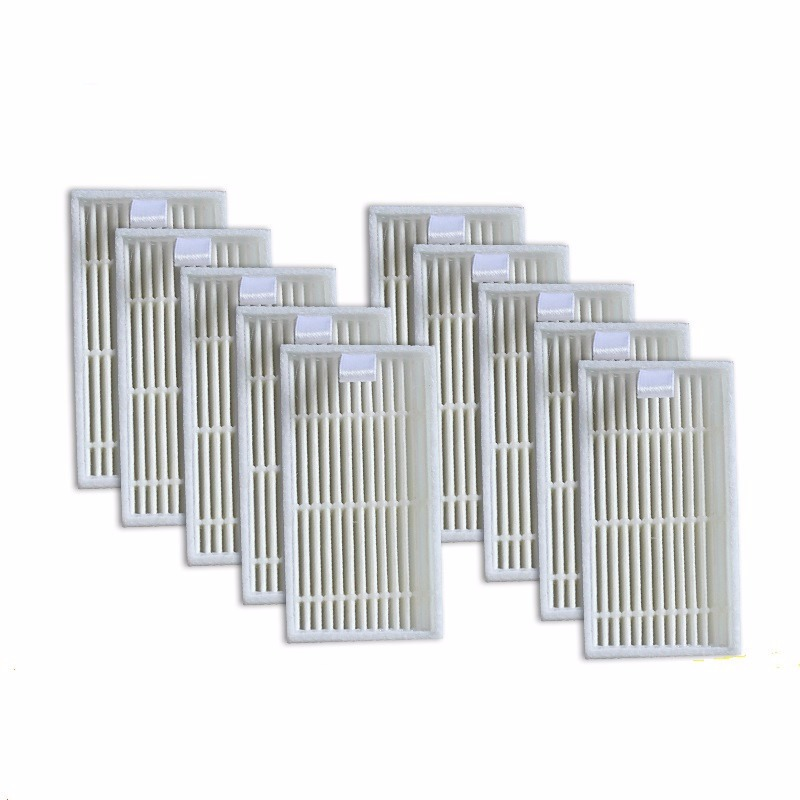 Home Appliances 6* Side Brush For Panda X600 Pet Kitfort Kt504 Robotic Robot Vacuum Cleaner Parts In Many Styles 16 Pieces = 10* Hepa Filter Vacuum Cleaner Parts