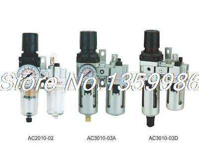 цена на 1pcs SMC Type 3/4 BSPT Regulator/ Filter +Oiler 3000 L/min with Gauge