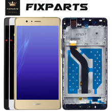Huawei P9 Lite LCD Display Touch Screen Digitizer For Huawei P9 Lite LCD With Frame G9 P9Lite VNS L21 L22 L23 L31 L53 Screen цена