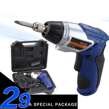 Tools - Hand Tools - 29 In 1 Electric Screwdriver Charging Drill 3.6V Lithium Drill Battery Electric Screwdriver Tighten Screw Uninstall Screw Hole