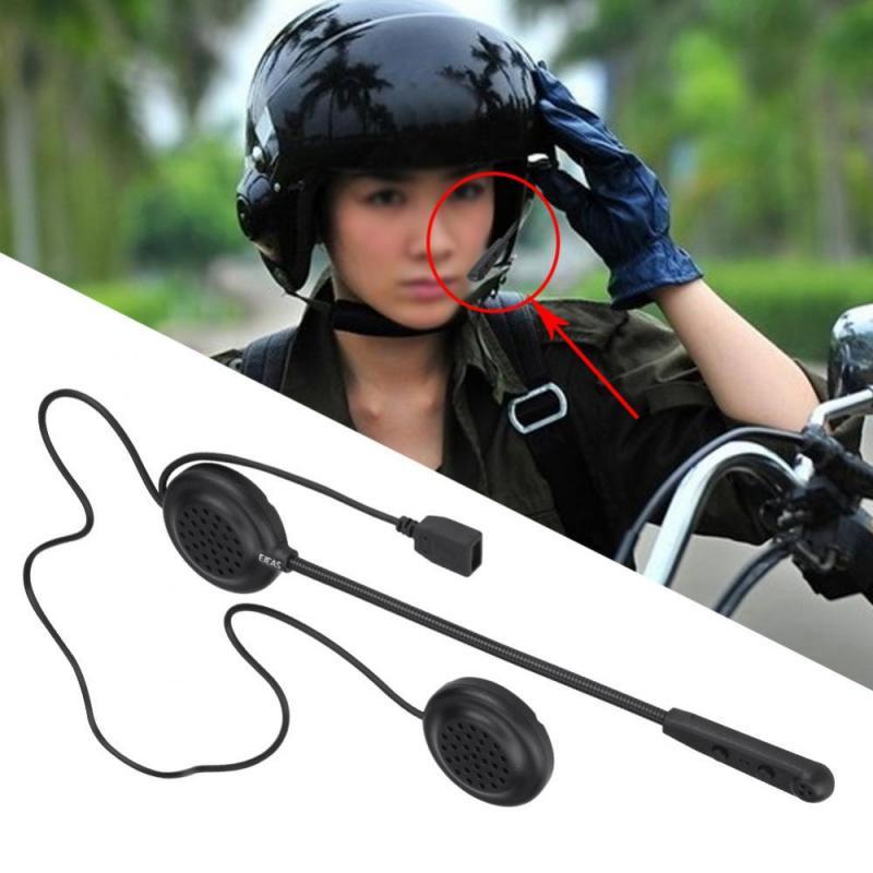 Casque sans fil ecouteur casque haut-parleur mains libres musique commande d'appel casque moto casque BT