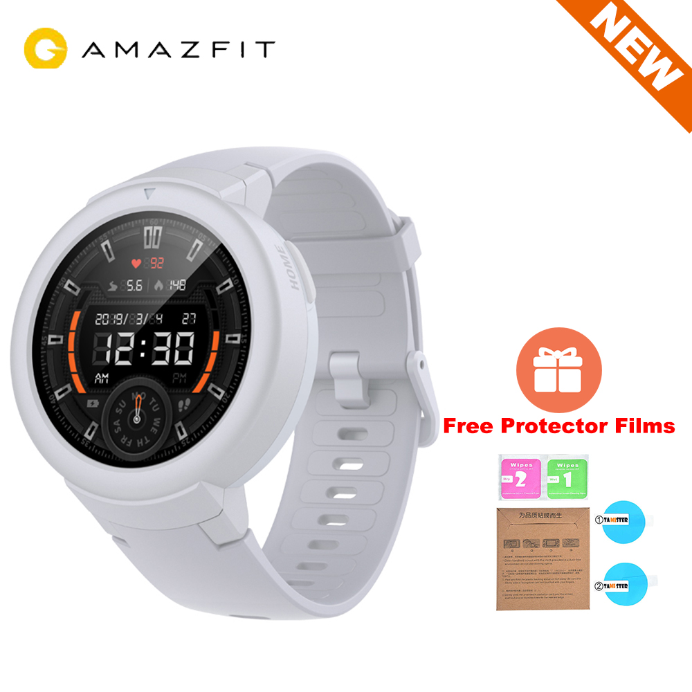 IN STOCK Xiaomi Huami AMAZFIT Verge Lite Smart Watch Bip 2 GPS IP68 Waterproof Multi