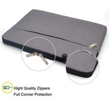 Waterproof Laptop Sleeve 15.6,14,13.3,11.6 Inch Laptop Bag For MacBook Air 13 Laptop Case For Macbook Pro 15