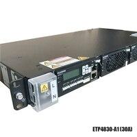 Хуавэй ETP4830 A1 30A 48 В Мощность конвертер, встроенный Телеком питания OLT GPON 30A 100 В 220 В AC 48V DC трансформатор двойной Мощность