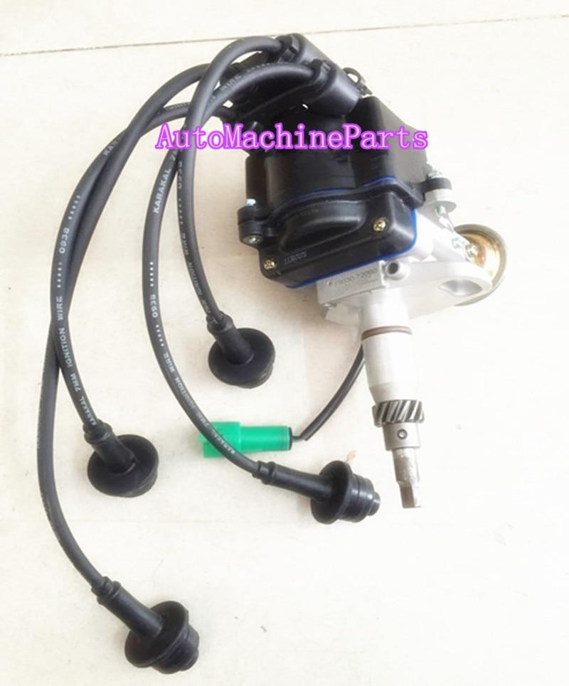New Ignition Distributor 19030-72080 19030-71100 19030-72060 for Toyota Forklift 5K 2Y 3Y 4Y