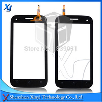 Original Black Color Touch Screen For Mobistel Cynus T2 Digitizer Glass Touch Panel Free Shipping 100