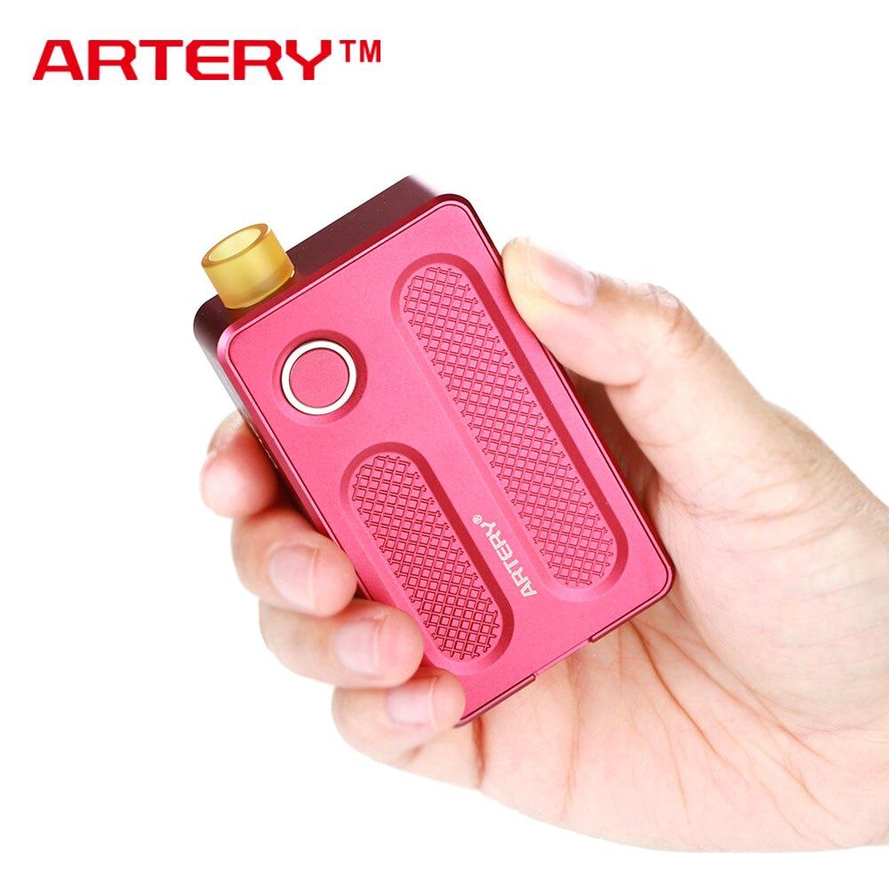 Original Artery PAL One Pro Starter Kit with 1200mAh Battery 2ml 3ml Tank Electronic Cigarette Vape
