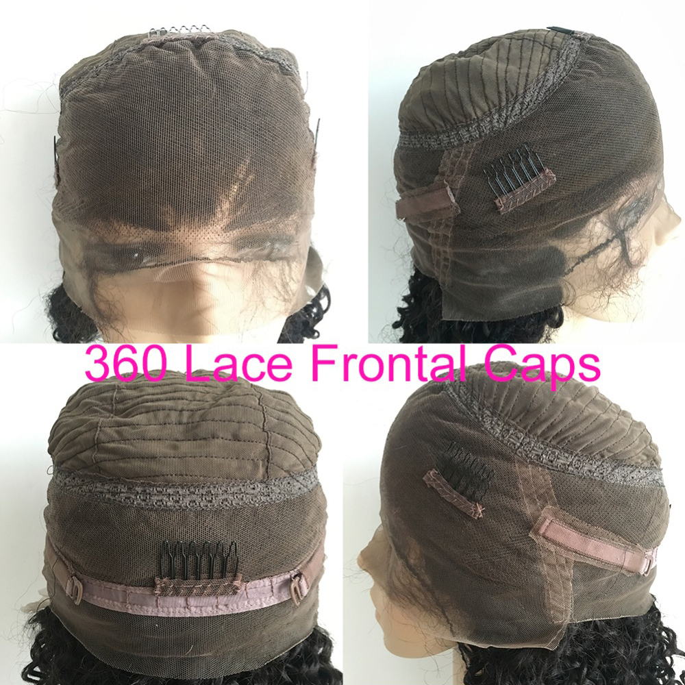 cap of 360 lace frontal wig