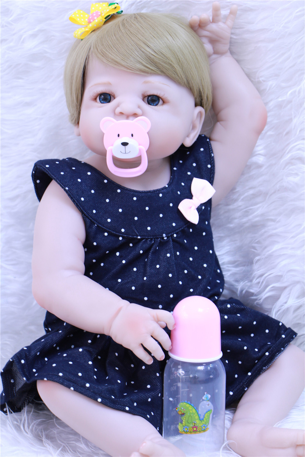 Baby Alive Real As Can Be Clothes Size : alive, clothes, DollMai, Reborn, Dolls, Silicone, Babies, Alive, Bonecas, Bebes, Menina, Doll|doll, Reborn|reborn, Dollgift, AliExpress