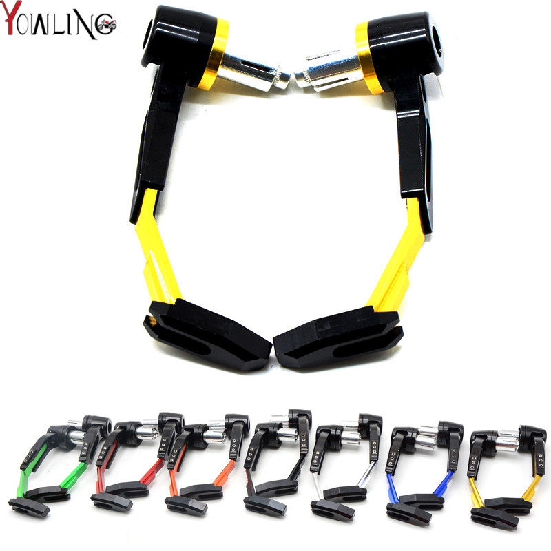 7/8 22mm Motorbike proguard system brake clutch levers protect for Yamaha R3 R25 YZF R1 YZF R6 T-MAX500 TMAX-530 mt03