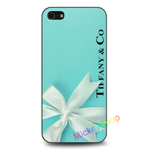 Tiffany Co Gift Packing fashion case for iphone 4 4s 5 5s SE 5c 6 6S 6 plus 6S plus 7 7 plus #uk669