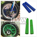 Universal Motorcycle Dirt Bike Enduro Off Road Wheel Rim Spoke Shrouds Skins Covers  for  YAMAHA YZ/YZF KTM 250 EXC 450