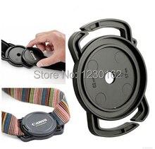 Камера линзы кепка держатель хранитель L для линзы кепка 43 mm / 52 mm / 55 мм Universal