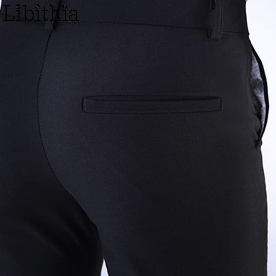 Xhaketë + pantallona të gjera + jelekë me kostume tre copë për - Veshje për meshkuj - Foto 5