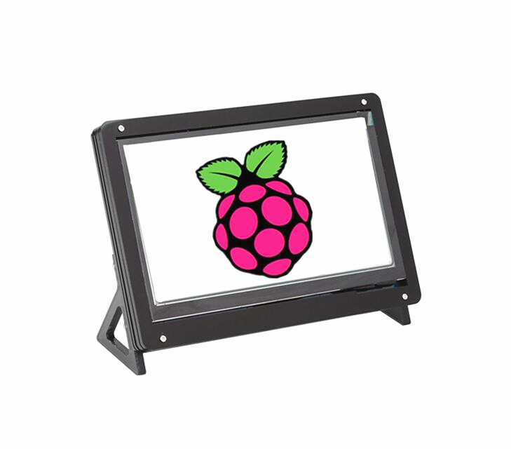 New 5 Inch 800x480 USB HDMI Touch Screen LCD Display Monitor For Raspberry Pi