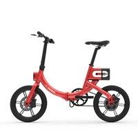 16 zoll elektrische fahrrad falten Städtischen leichte paar elektrische mobilität fahrrad Prinzessin power fahrrad 36V 250W Ebike