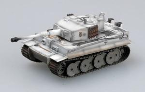 Image 2 - Assembled Tank Model 1:72 Scale Static Tank Model Tiger  Middle  Spzabt.506. Russia 1943 Tank Model 36214
