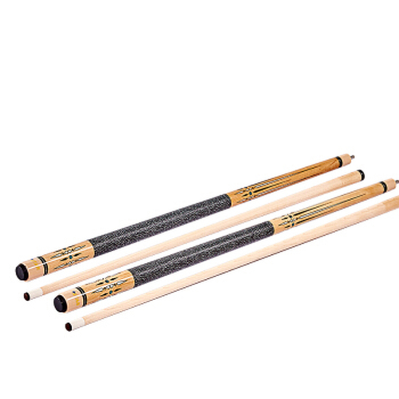 1/2 Jointed Snooker Cues Sticks Cue King with 1 2 Snooker Cue Case Set 13mm Tips Nine ball