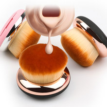 Foundation Makeup Brushes Soft Nylon Professional Blending Makeup Brushes Set Cosmetic Powder Single Beauty Tools For Woman