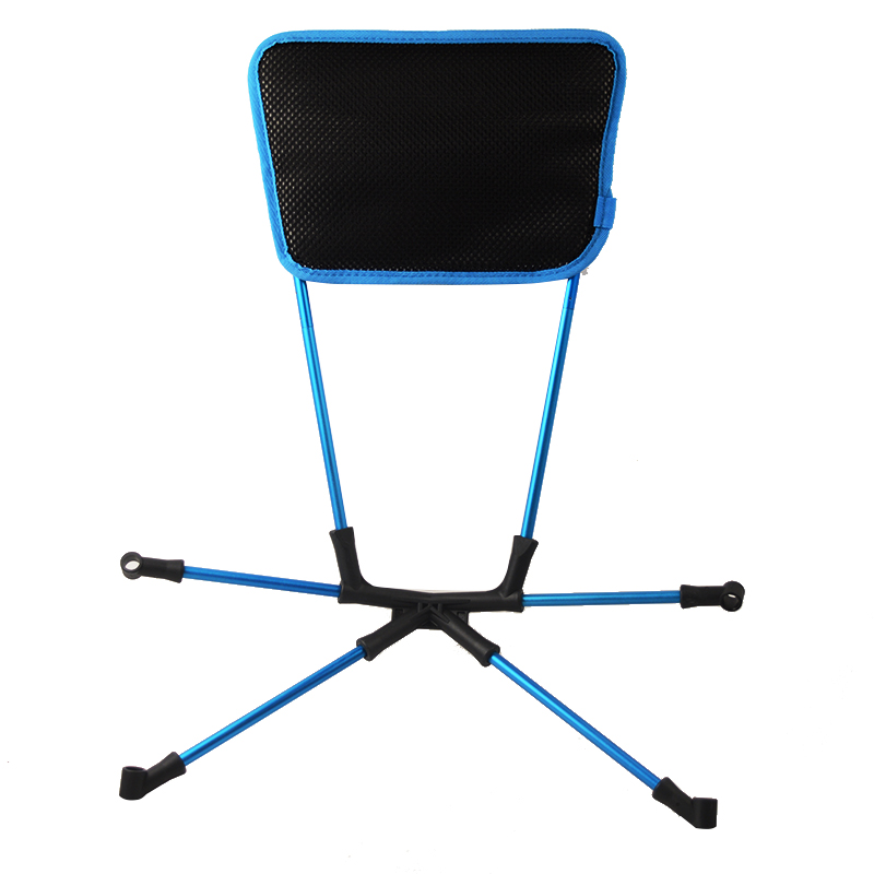 025g lightweight breathable backrest lounge backrest strong easy to carry comfortable for fishing camping hiking - Heavy Duty Folding Chairs