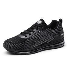 Outdoor sneakers men running shoes Breathable Flywire Stability Rubber lightweight fashion sport  and lifestyle