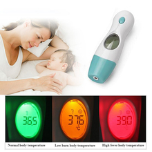 New Multi functional 8 in 1 home infrared thermometer electronic digital baby thermometer
