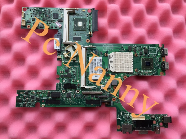 LAPTOP MOTHERBOARD for HP 6515B 443898-001 6050A2142101-MB-A02 AMD INTEGRATED ATI Radeon Xpress 1270M free CPU S1 DDR2 TESTED