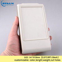 Enclosure-Box Handheld Wire-Connection-Box Electronic-Project Plastic Diy Design Abs