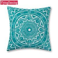 Geometric Cushion Decorative Square Pillows Colorful Cushions Home Decor For Sofa Car Throw Pillow Linen Home