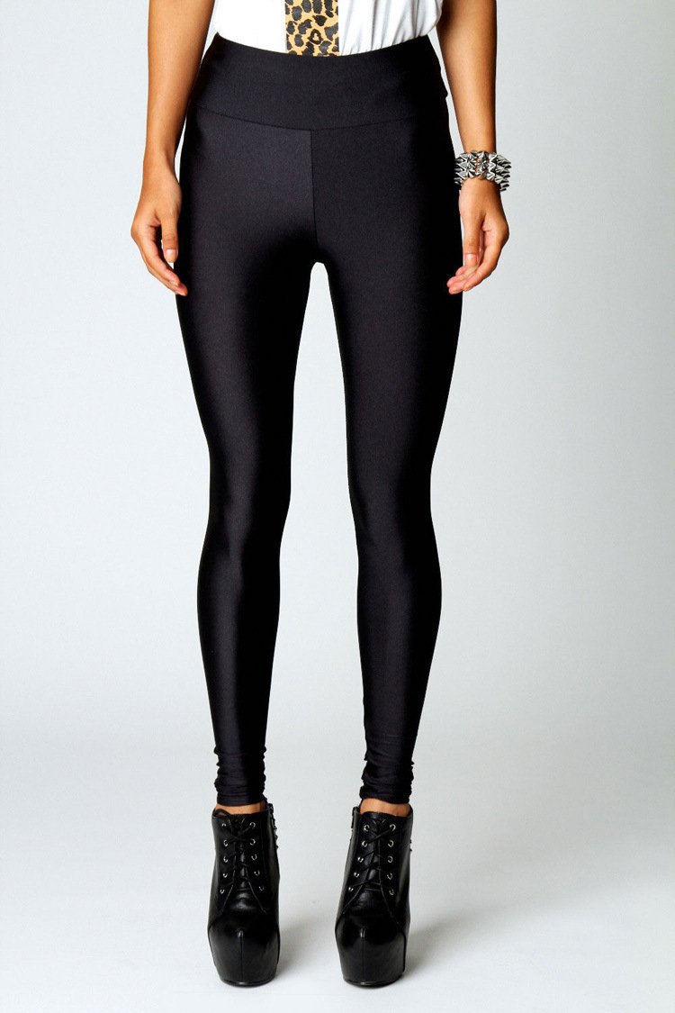 Shiny leggings pictures