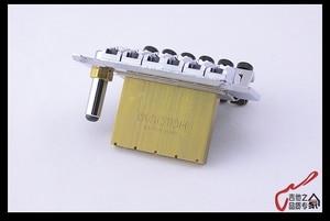 "Image 4 - מקורי מקורית GOTOH GE1996T (36 מ""מ בלוק) מערכת נעילת טרמולו גשר ללא נעילת אגוז (כרום) תוצרת יפן"