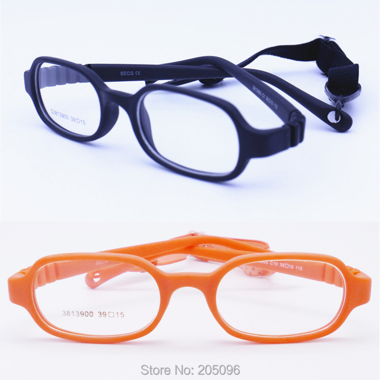 ᗑ】Retail sales 38139 rectangle shape environmental TR90 bendable ...
