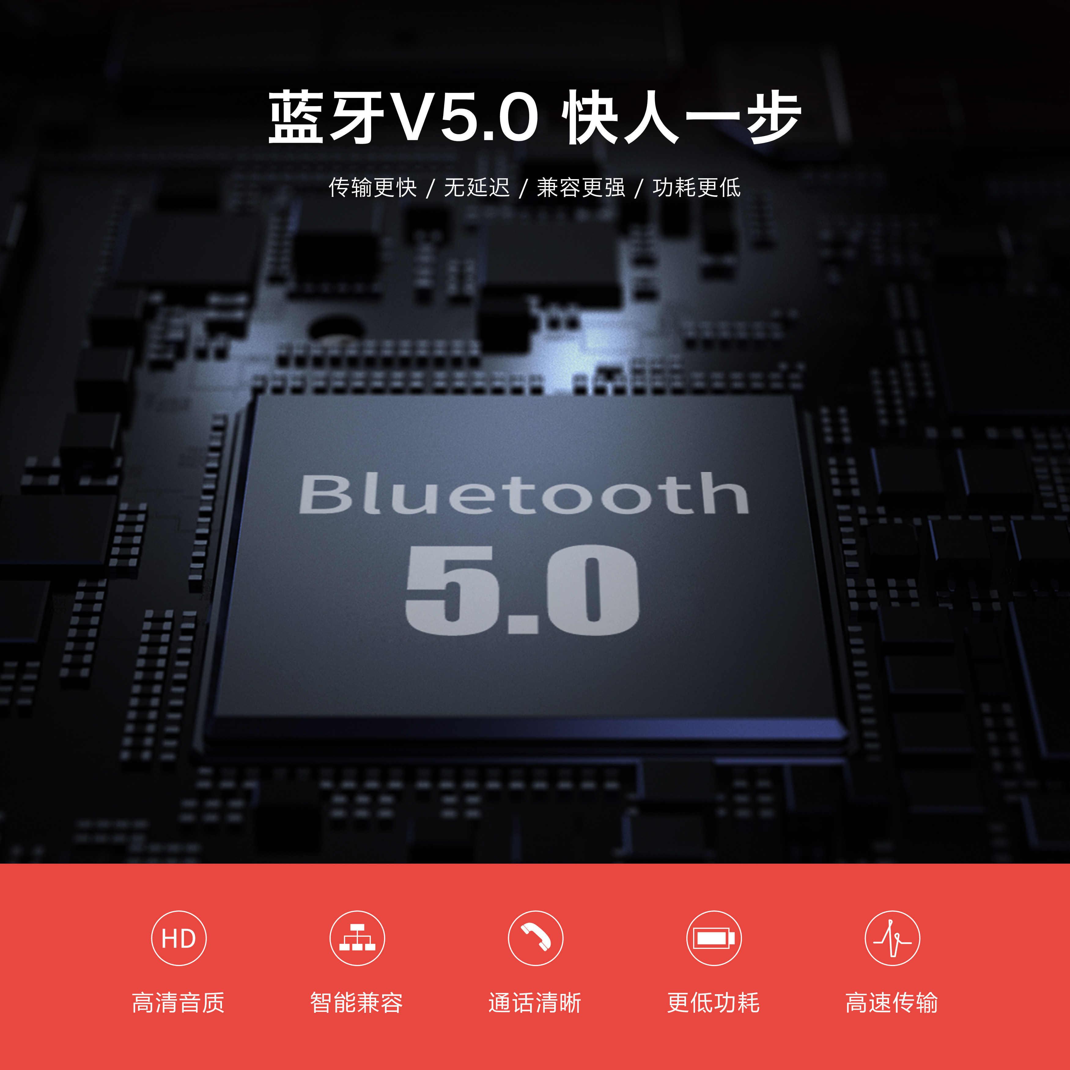 جديد الرياضة اللاسلكية سماعة رأس بلوتوث BT5.0 IPX4 للماء الأزياء في الأذن سماعة ل Xiaomi هواوي فون