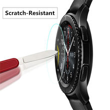 9H Tempered Glass Film Screen Protector For Samsung Gear S3 Classic/Frontier Anti Scratch Ultra Thin Screen Protector(China)