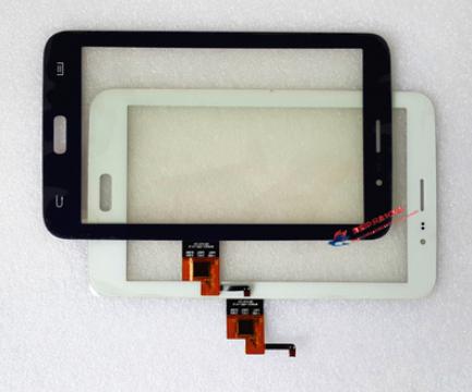 Nueva pantalla original de 7 pulgadas táctil capacitiva de la tableta WY6421-FPC-V1.0 negro envío gratis