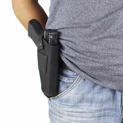 Кобура пистолета скрытого ношения ремень с кобурой металлический зажим IWB кобура для ношения на поясе страйкбол пистолет сумка охотничьи