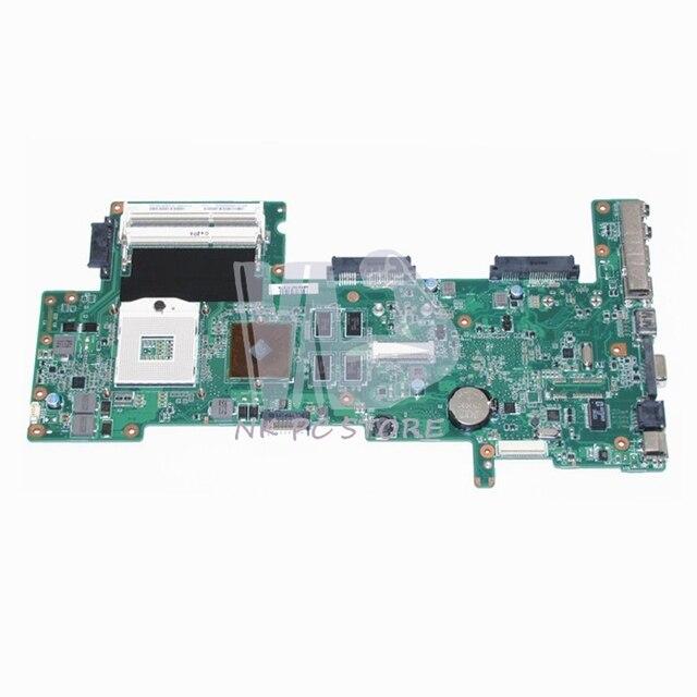 Laptop motherboard para asus k72jr x72j placa principal/placa de sistema notebook pc ati hd5470 hm55 ddr3 60-nxhmb1000