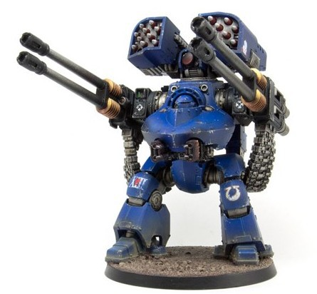 forge world DEREDEO PATTERN DREADNOUGHT (complete set including weapons)  FREE SHIPPING(Angelina baby  )