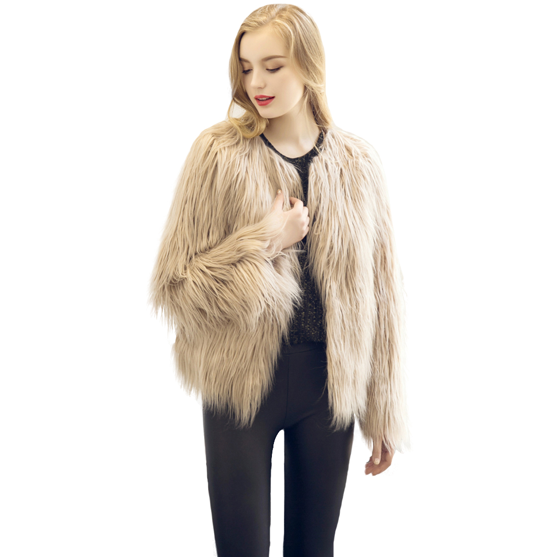 Compare Prices on Vintage Black Fur Coat- Online Shopping/Buy Low ...