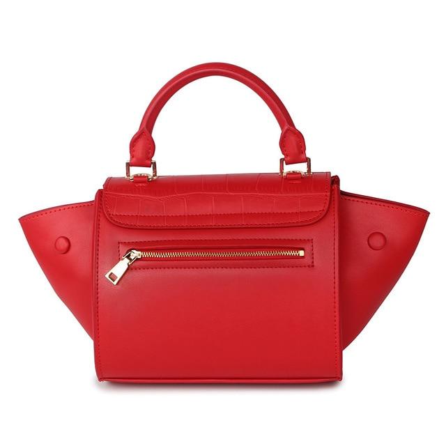 Top-handle Bags Handbags Women Famous Brands Women Evening Bags Sac A Main Femme De Marque Genuine Leather Handbags Bag