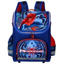 2016 Children School Bags For Boys Orthopedic Waterproof Backpacks Spiderman Book Bag Satchel Knapsack Mochila Escolar